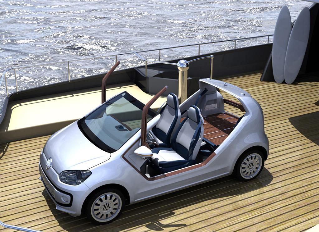 volkswagen up cabrio. Black Bedroom Furniture Sets. Home Design Ideas